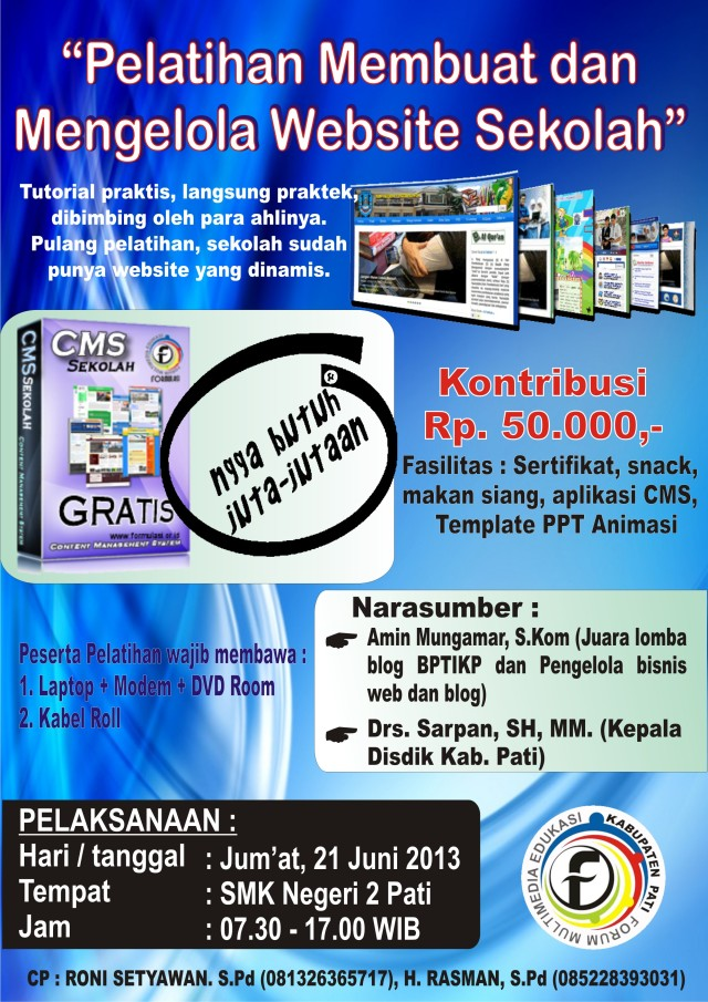 Brosur pelat website 3